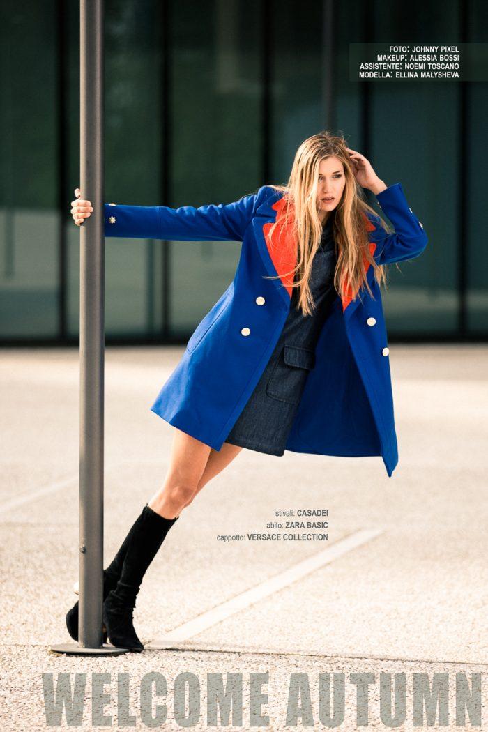 Editoriale - Welcome Autumn - Copertina