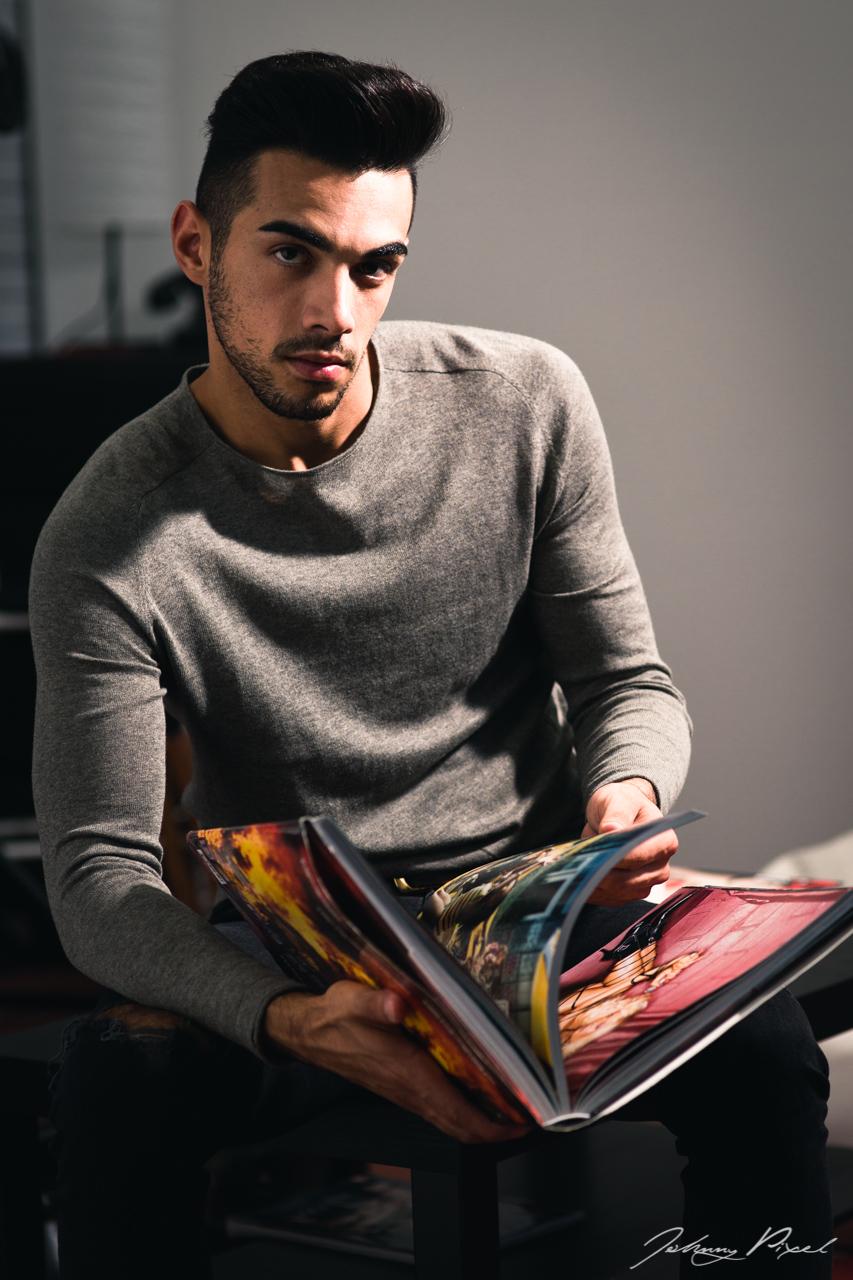 Book attore Milano