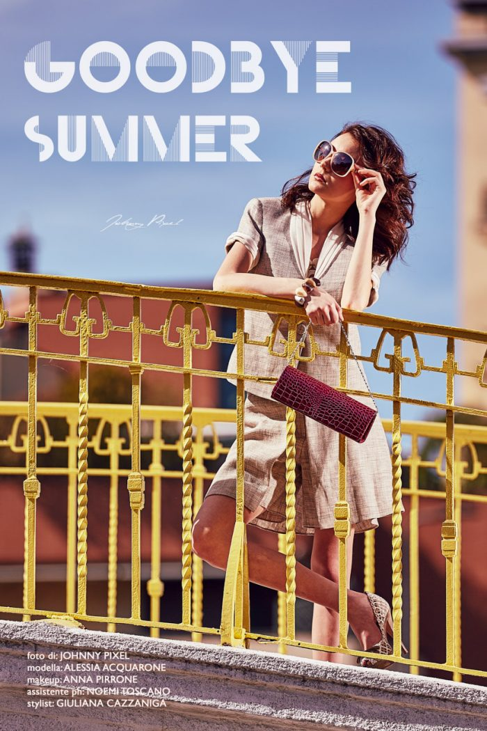 Editoriale - Goodbye Summer COVER